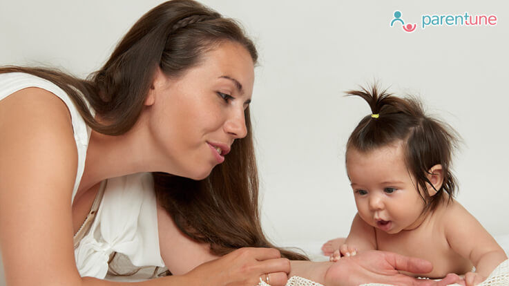 Spot Early Signs Of Speech Problem In Your Infant