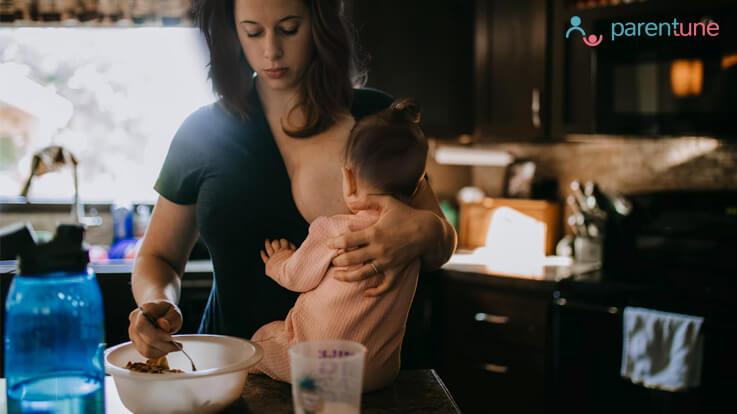 10 आहार जिनसे स्तनपान दूध पिलाने वाली माँ को सदैव बचना चाहिए