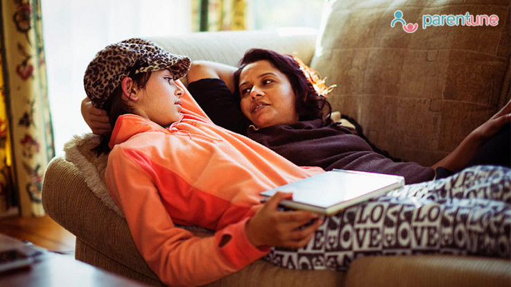 Teenage Problems Help Your Teenager Cope