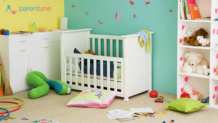 Tips To Choose The Best Colour Scheme For Your Babys Nursery