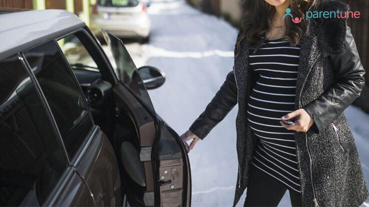 गर्भधारणा दरम्यान प्रवास आणि स्वच्छता 9 टिपा