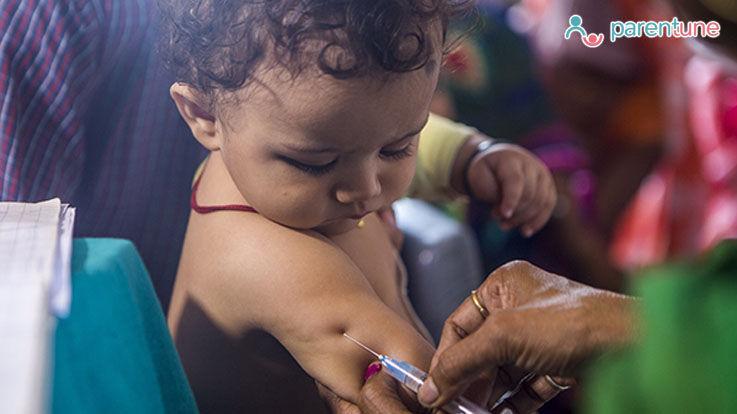 UP Bengal एमआर टीकाकरण अभियान 2018 बच्चों को मीजल्स खसरा और रूबेला से बचाने के लिए