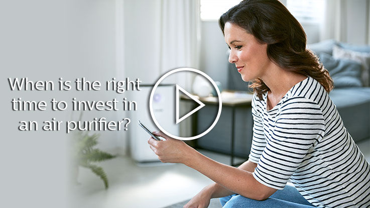 When is the right time to invest in an air purifier