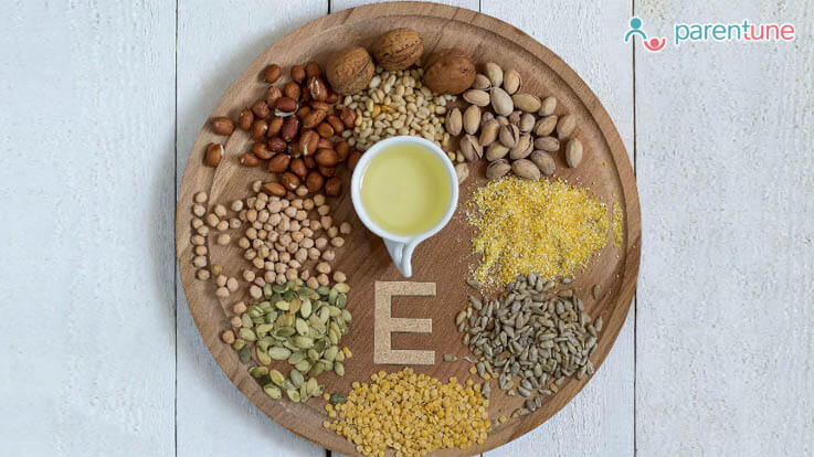 Why Is Vitamin E Important For Your Toddler