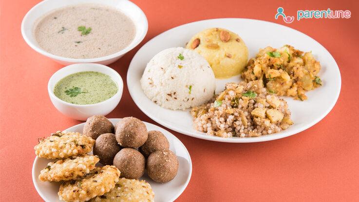 Why Do We Eat Kuttu or Singhada Flour During Navratri