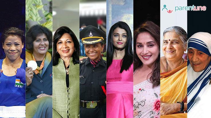 इन 8 सफल महिलाओं को पुरुष भी मानते हैं अपना आदर्श
