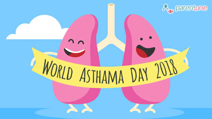 World Asthma Day 2018 Help Your Toddler