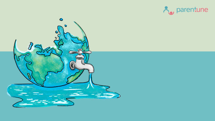World Water Day 2018 Tips to Inspire Children to Save Water