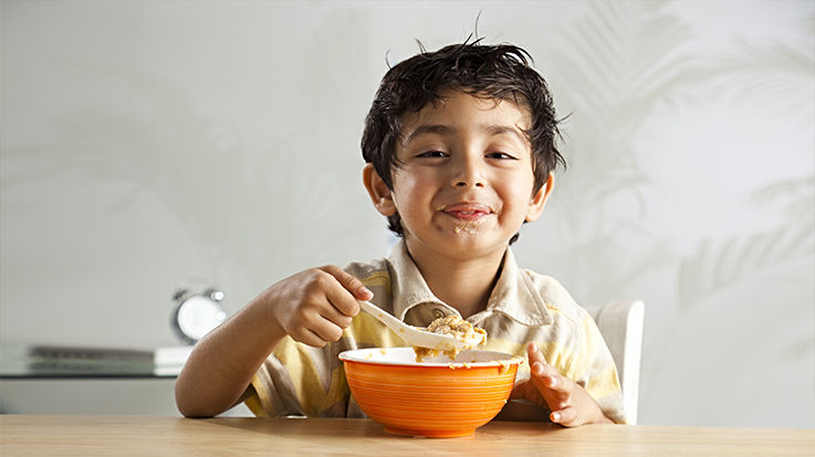 Your Childs Food Requirements Are Not The Same As Yours