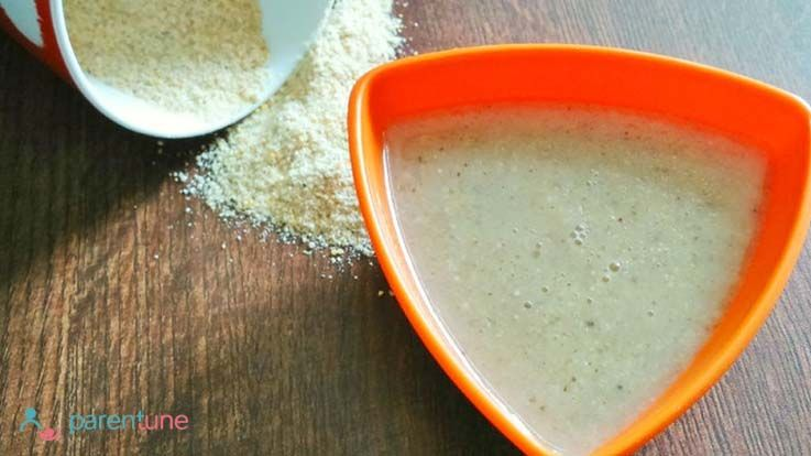 Homemade Cerelac Sathu Maavu Recipe for 6 12 Months Babies