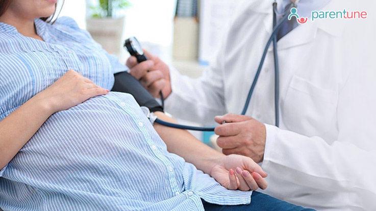 गर्भावस्था में प्री एक्लेमप्सिया प्रसवाक्षेप रोग से बचाव जरूरी