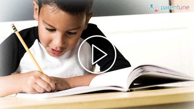 अपने बच्चे को लिखना कैसे सीखाएं