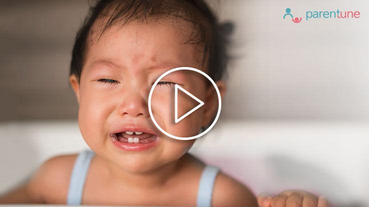 प्रोबायोटिक तरीके से बच्चे का रोना कम करें