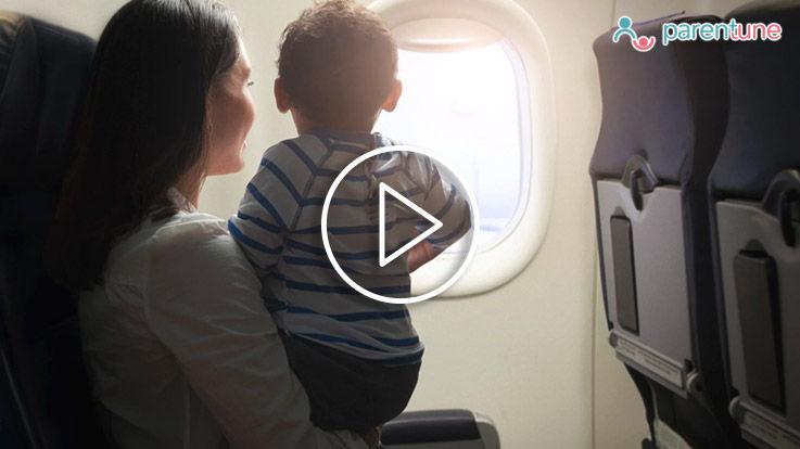 शिशु के साथ सफर को आसान बनाने के तरीके