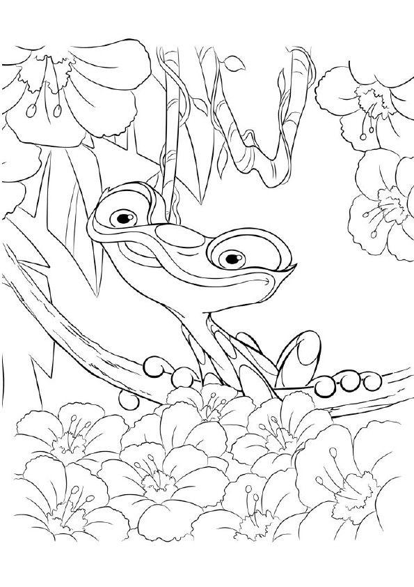 Gabi Frog