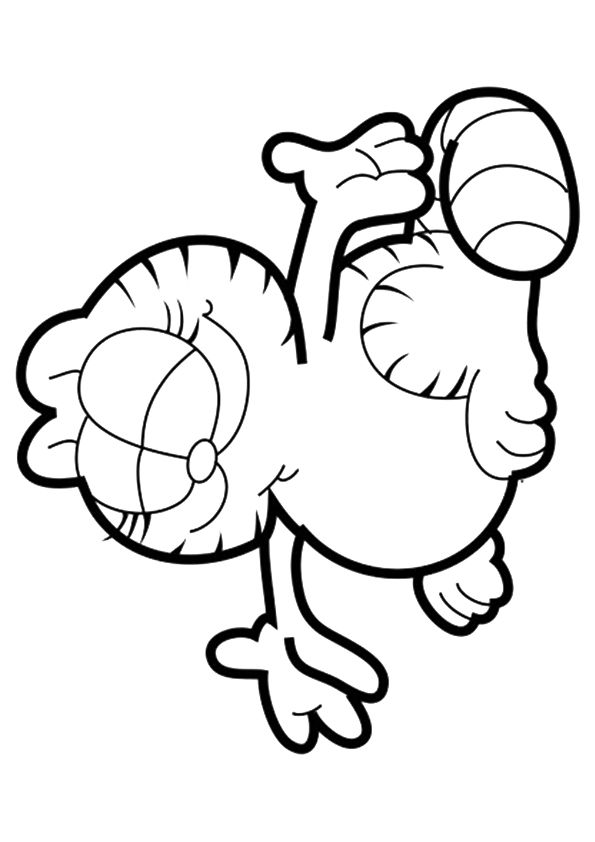 Fictional Nermal coloring pages