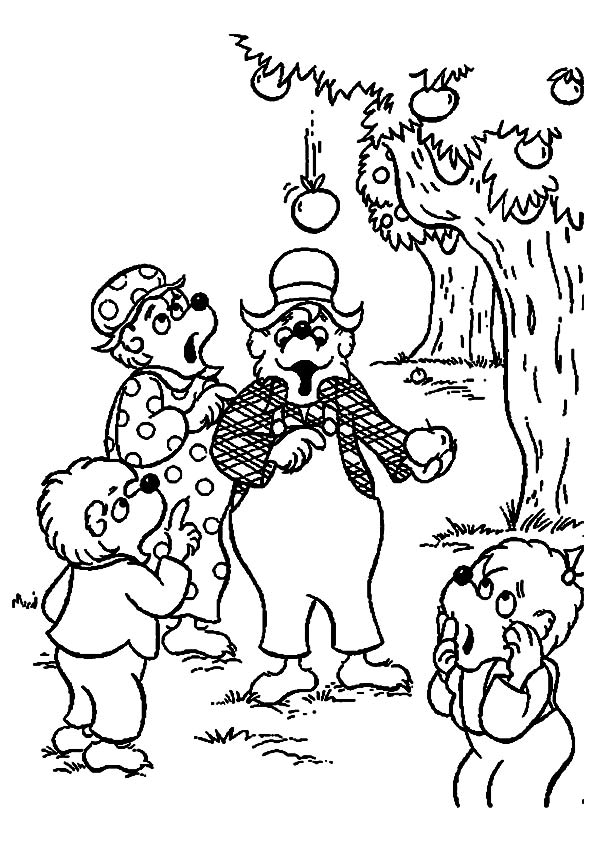 The garden fun coloring pages
