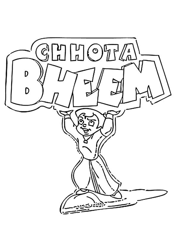 Chhota Bheem in Action