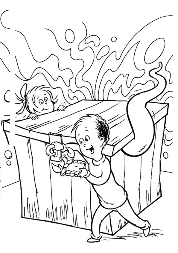 Conrad coloring pages