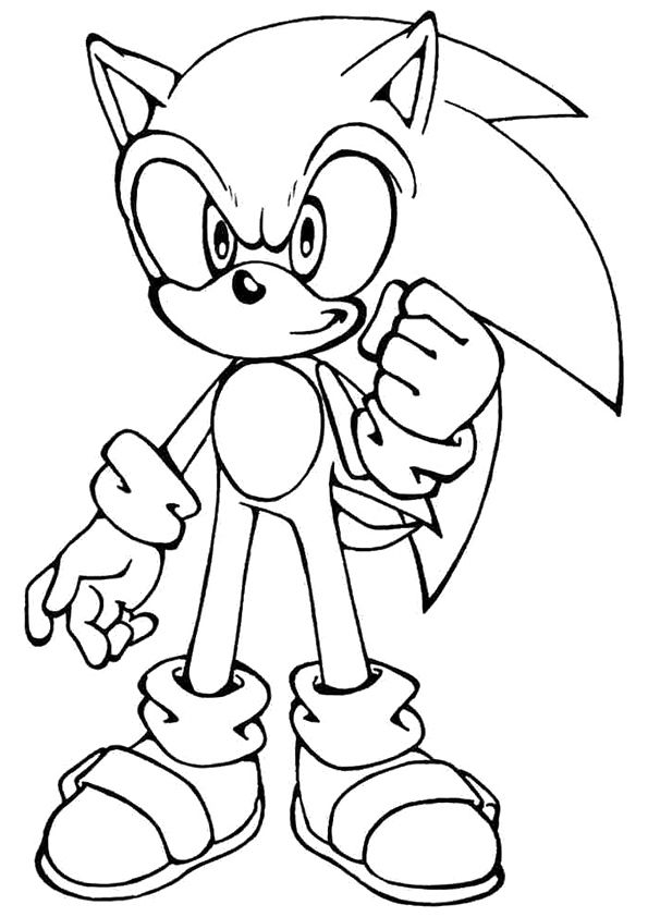 cartoon sonic the hedgehog