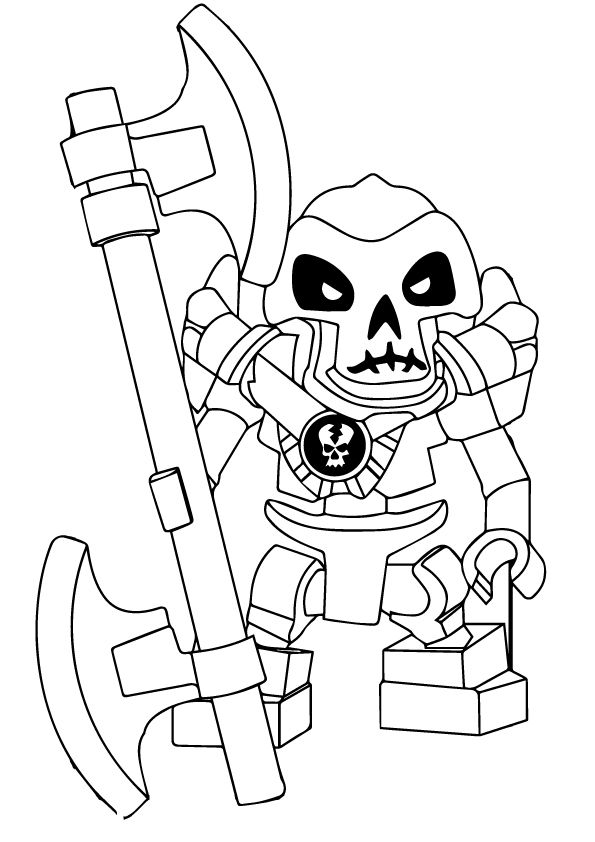 Kruncha coloring pages