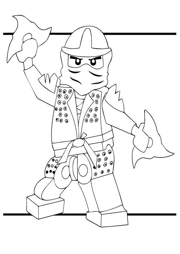 Lego Ninjago & Blade