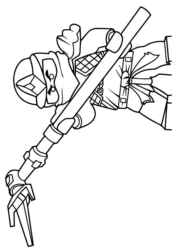 Ninjago Cole Zx