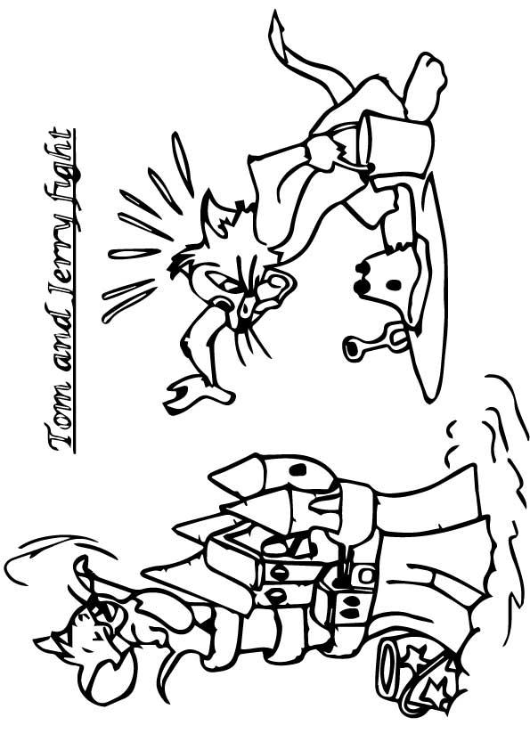Tom & Jerry Sandhouse