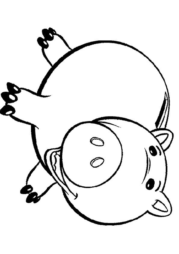 the Hamm coloring pages
