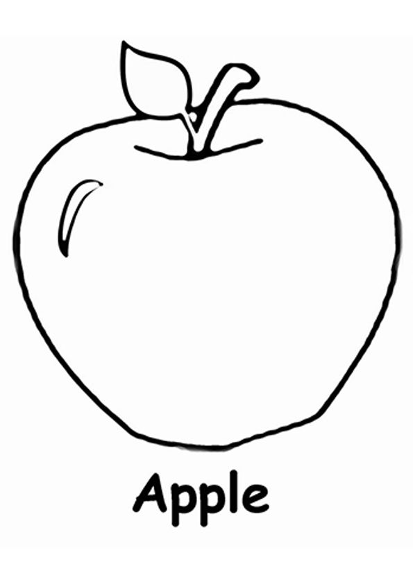 - Parentune - ➤Free Fruits And Veggies Coloring Pages, Printable Fruits And  Veggies Coloring Pictures, Worksheets For Preschoolers
