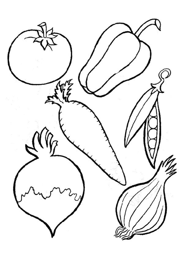 Vegetables Family