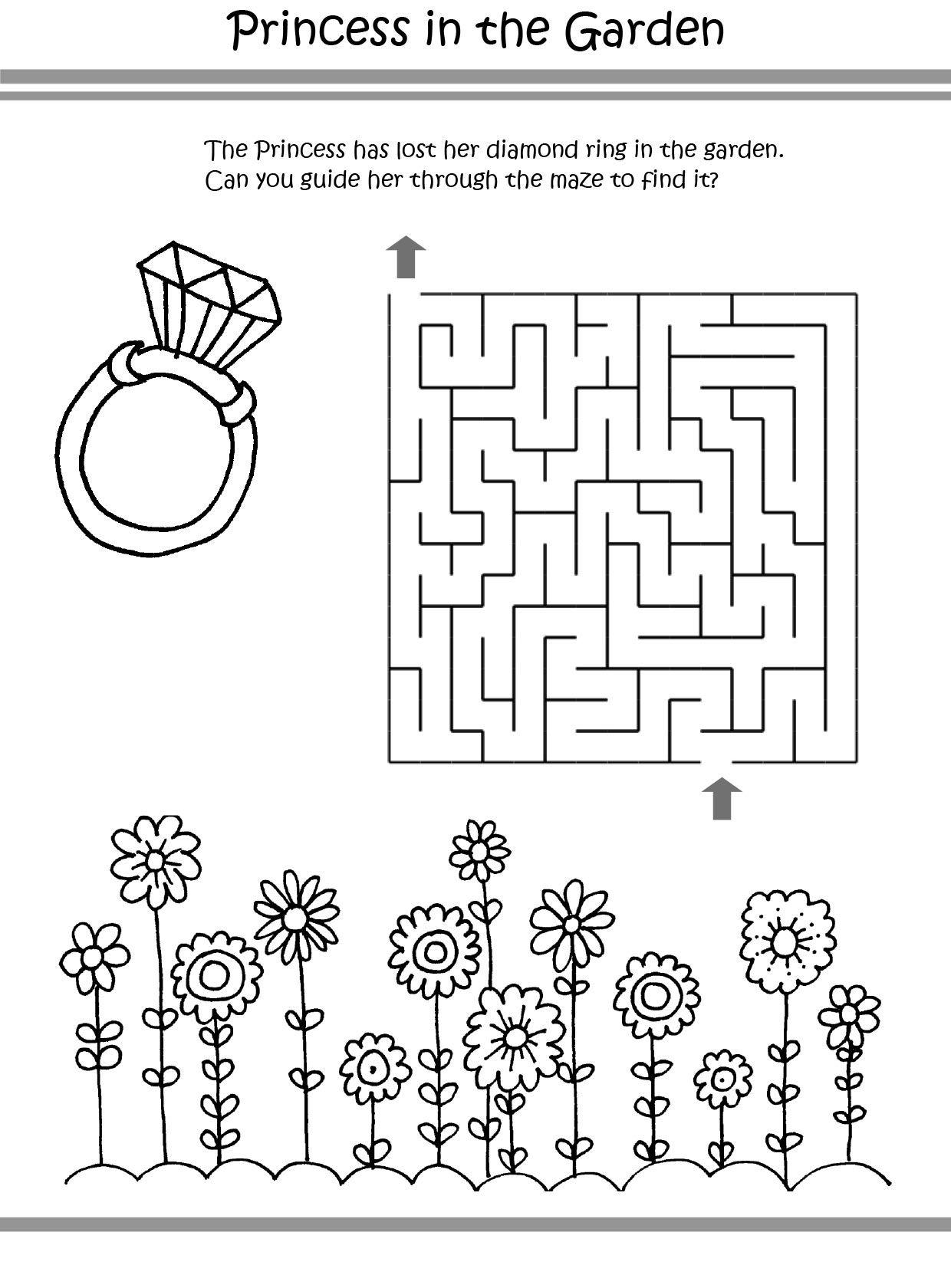Princess Ring Puzzle