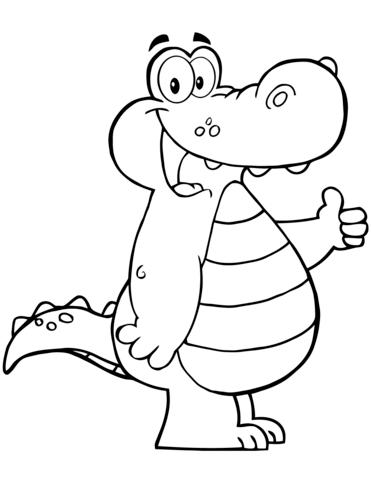 Free Printable Alligators Coloring Pages, Alligators ...
