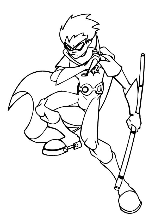 Free Superheroes Coloring Pages, Printable Superheroes ...