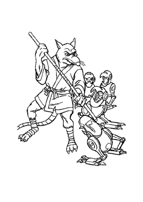 Sensei Fighting