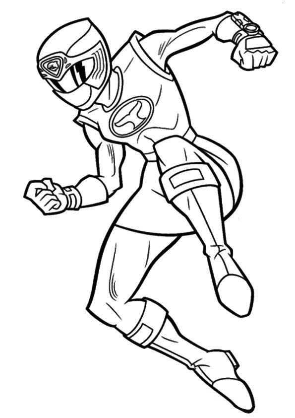 Ranger Pinki Jumpings
