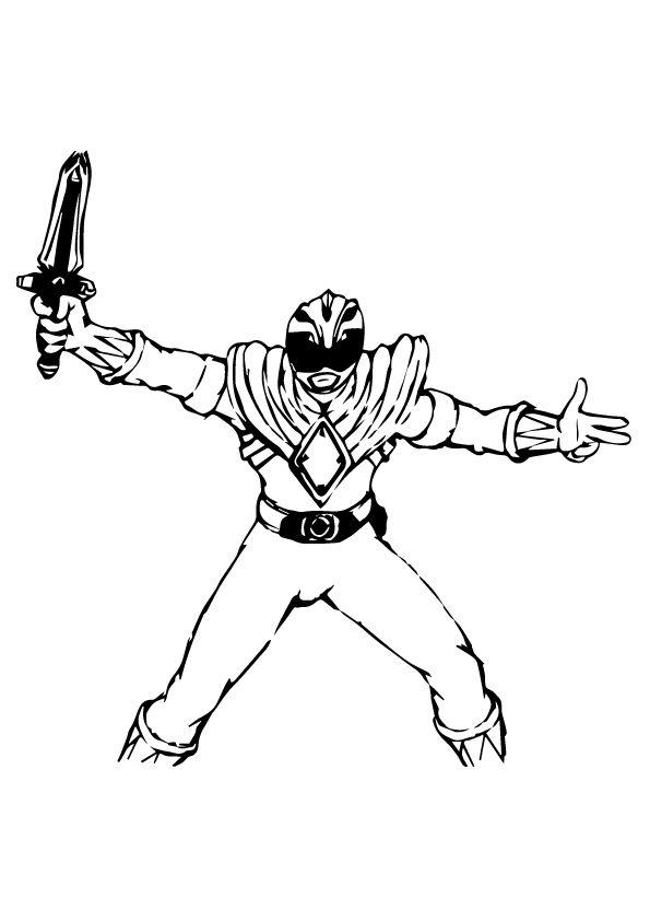 Adventurous Power Ranger