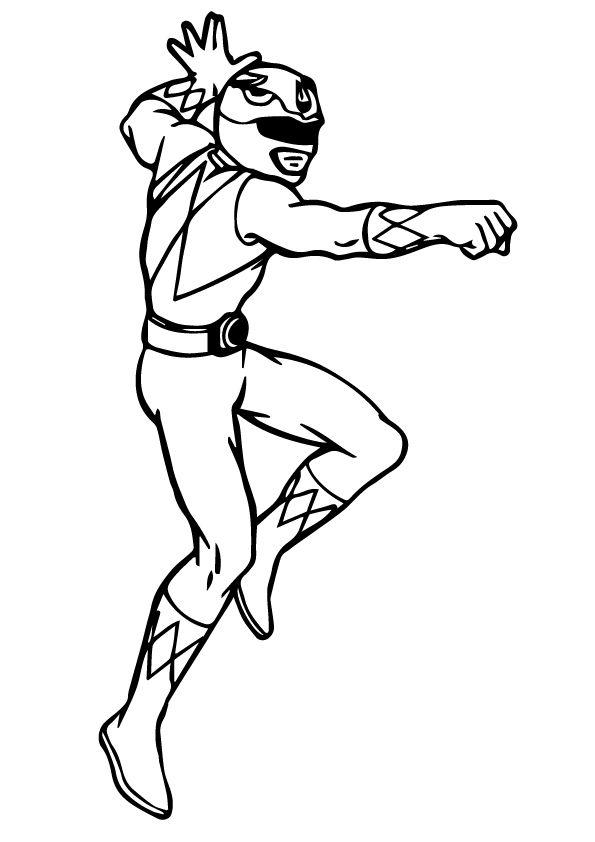Power Ranger Motion