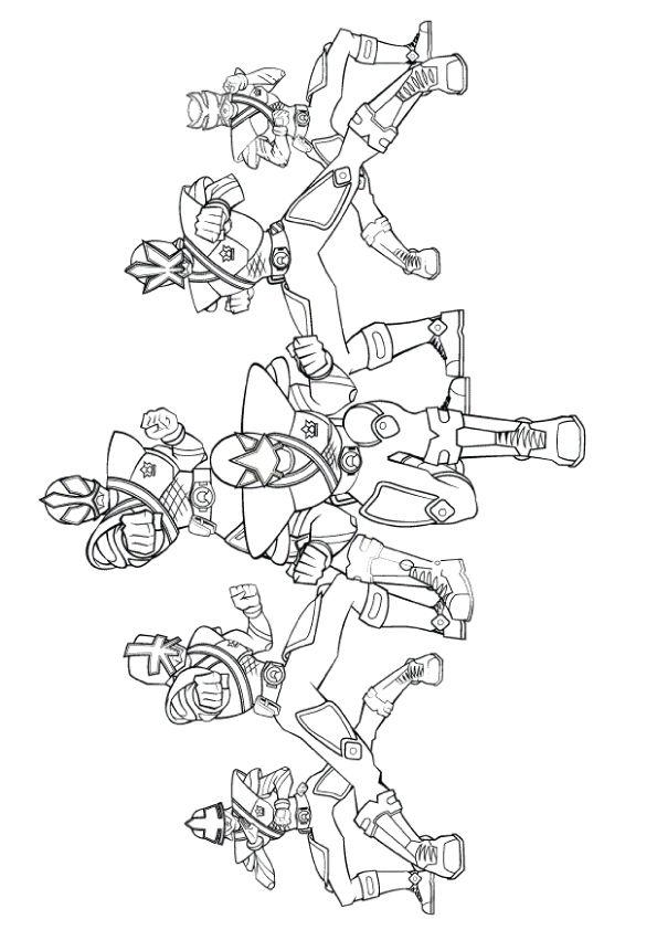 Great Power Rangers