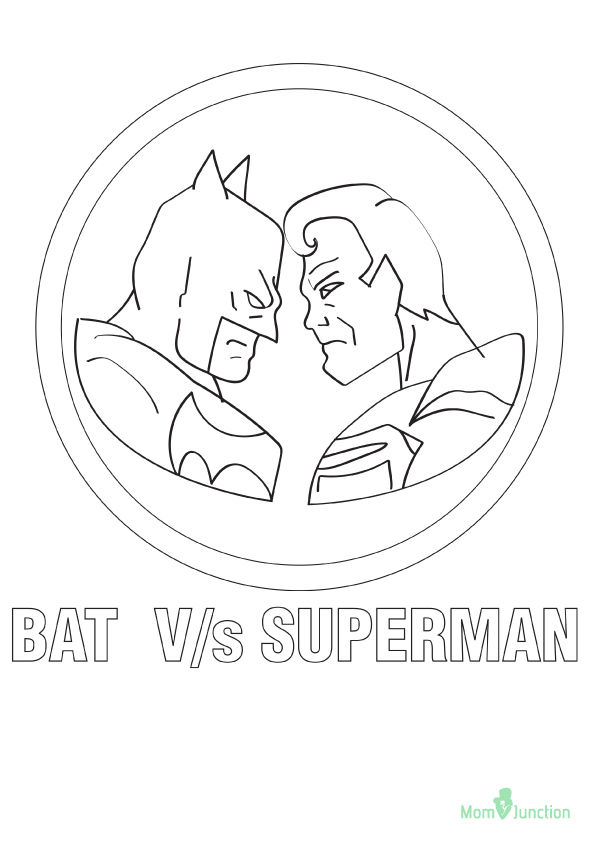photograph about Batman Vs Superman Coloring Pages Printable identified as Absolutely free Printable Superman Coloring Web pages, Superman Coloring