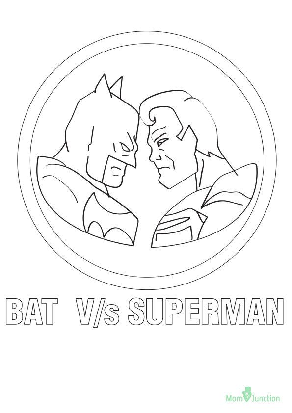 image regarding Batman Vs Superman Coloring Pages Printable identified as No cost Printable Superman Coloring Webpages, Superman Coloring